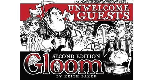 Gloom: Unwelcome Guests 2nd Edition