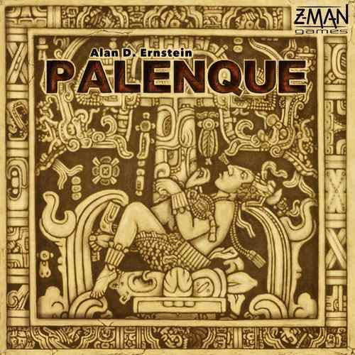 Z-Man Games: Palenque Board Game