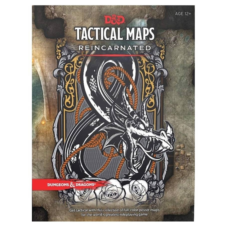 D&D 5E: Tactical Maps Reincarnated