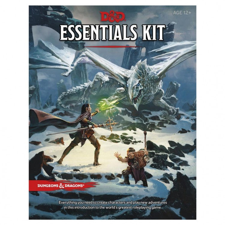 D&D 5th: Essentials Kit