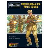 Korean War: North Korean KPA Rifle squad