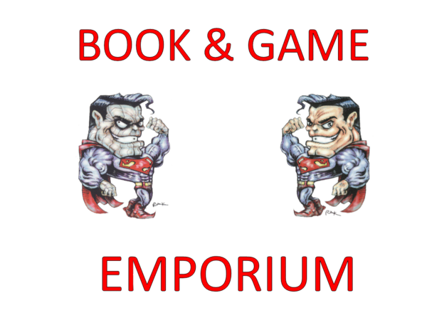Book and Game Emporium
