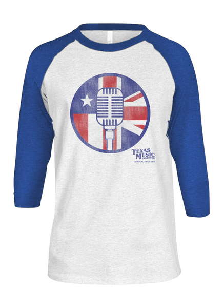 Texas Music Takeover Raglan Shirt