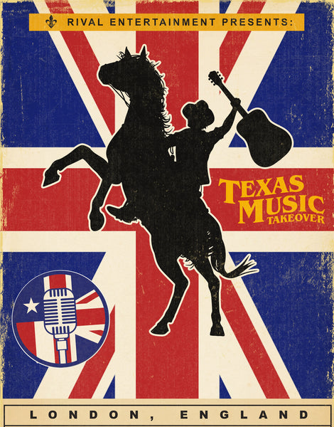 Texas Music Takeover 2017