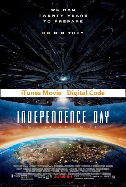 Independence Day: Resurgence (HD) - iTunes Movie