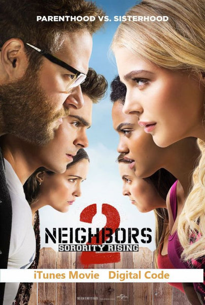 Neighbors 2: Sorority Rising (HD) - iTunes Movie