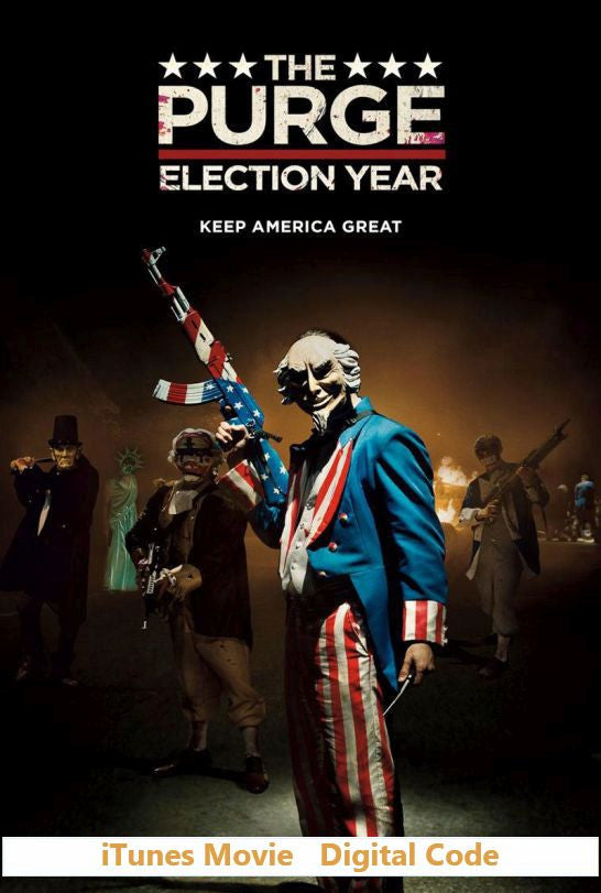 The Purge: Election Year (HD) - iTunes Movie