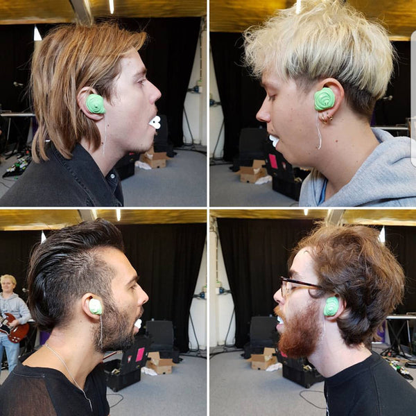 Nothing But Thieves Join the HW Audio Family