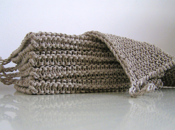 Linen Washcloth