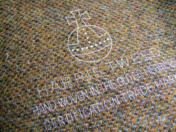 HARRIS TWEED ~ ULS#43 - 1 metre remaining