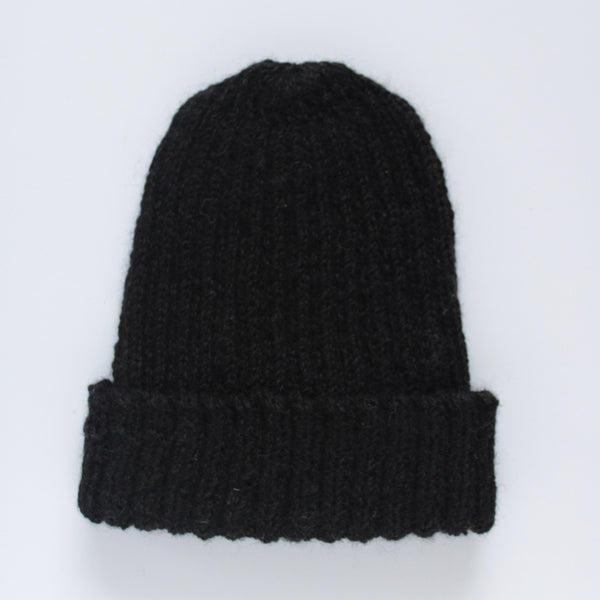 British Alpaca Hat - Black