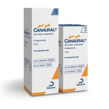 Canaural Drops (Prescription Required)