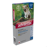 Advantix for Dogs (Prescription required)