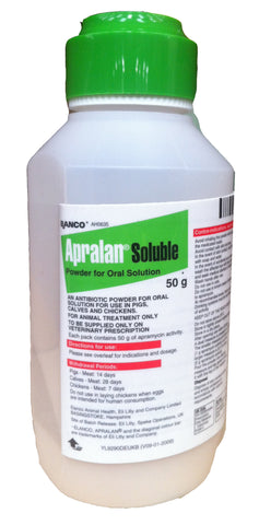 Apralan Soluble Powder for Oral Solution (Prescription Required)