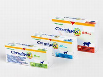Cimalgex Chewable Tablets (Prescription Required)