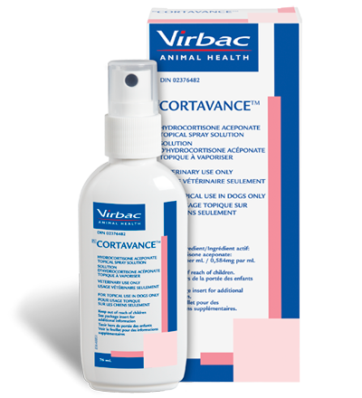 Cortavance Spray 76ml (Prescription Required)