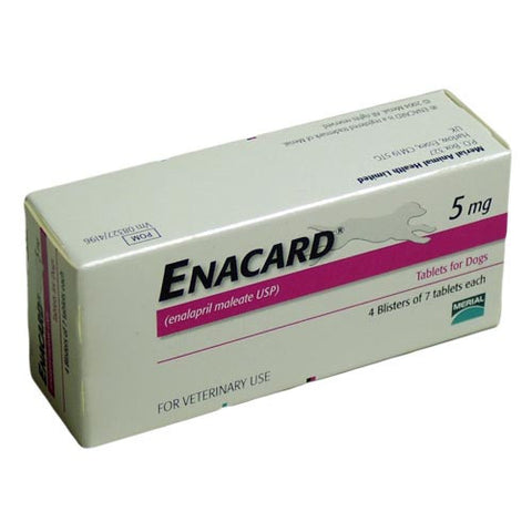 Enacard Tablets (Prescription Required)