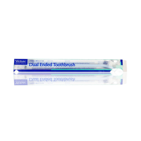 Enzymatic Dual-Ended Toothbrush