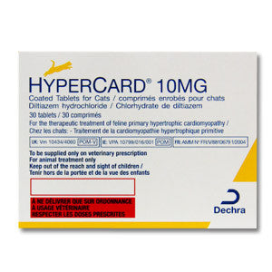 Hypercard Tablets - pack of 30 (Prescription Required)