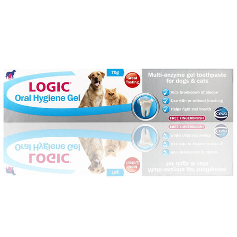 Logic Orozyme Oral Hygeine Gel 70g