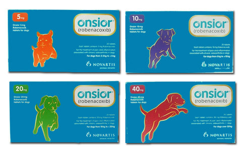 Onsior For Dogs per tablet (Prescription Required)