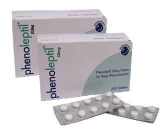 Phenoleptil Tablets (Schedule 3 - Original Prescription Required)