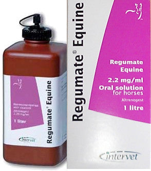 Regumate Equine 0.22% (Prescription Required)