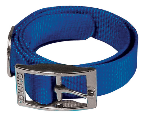 "Canac collar blue nylon (17-20"")"
