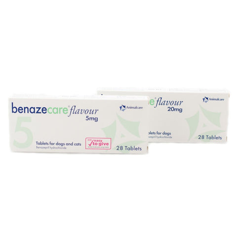 Benazecare Flavour Tablets (Prescription Required)