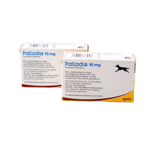 Palladia Tablets for Dogs - Per Tablet (Prescription Required)