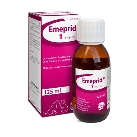 Emeprid 1mg/ml - 125ml (Prescription Required)