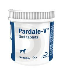 Pardale Oral Tablets for Dogs (Prescription Required)