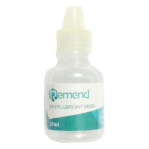Remend Dry Eye Lubricant Drops - 10ml