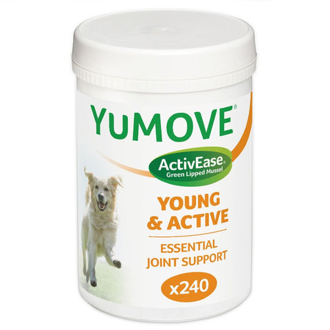 Yumove Young & Active Dog
