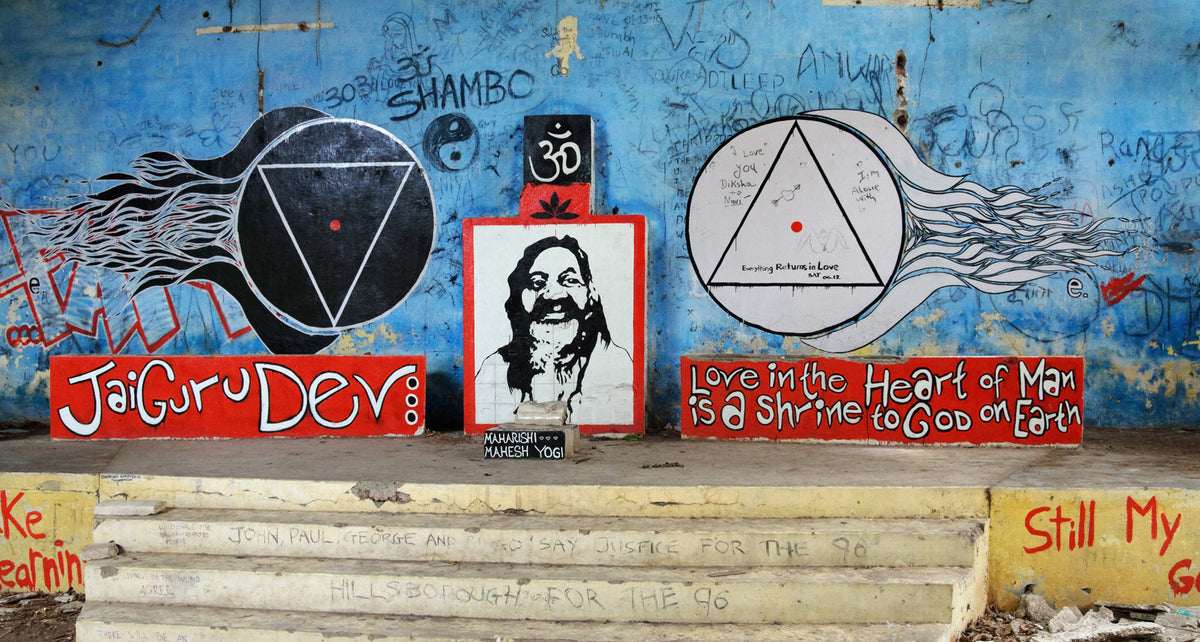 How the Indian City of Rishikesh Influenced the Beatles' White Album