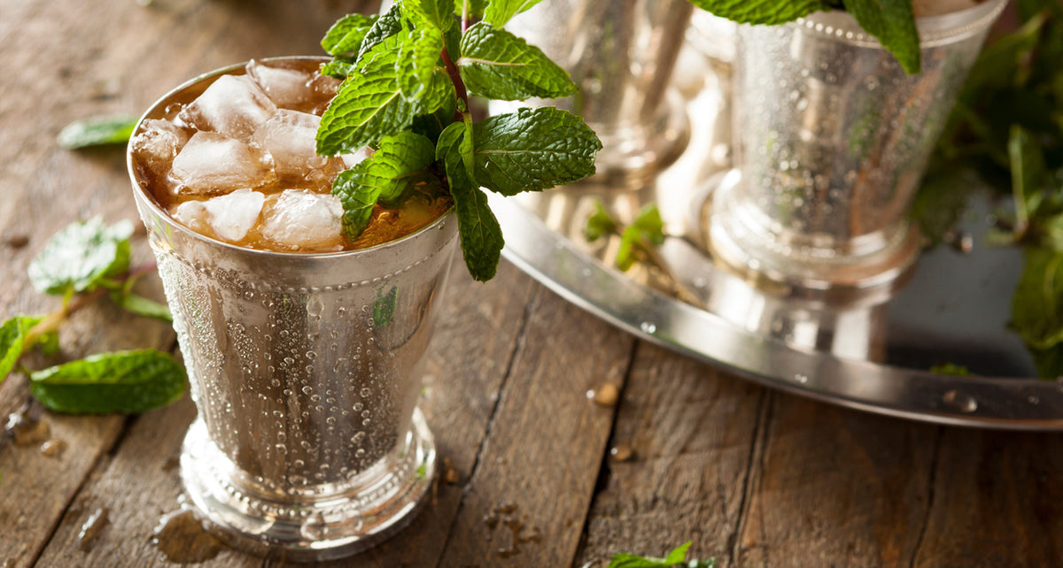 Mint Julep, The official Kentucky Derby Recipe