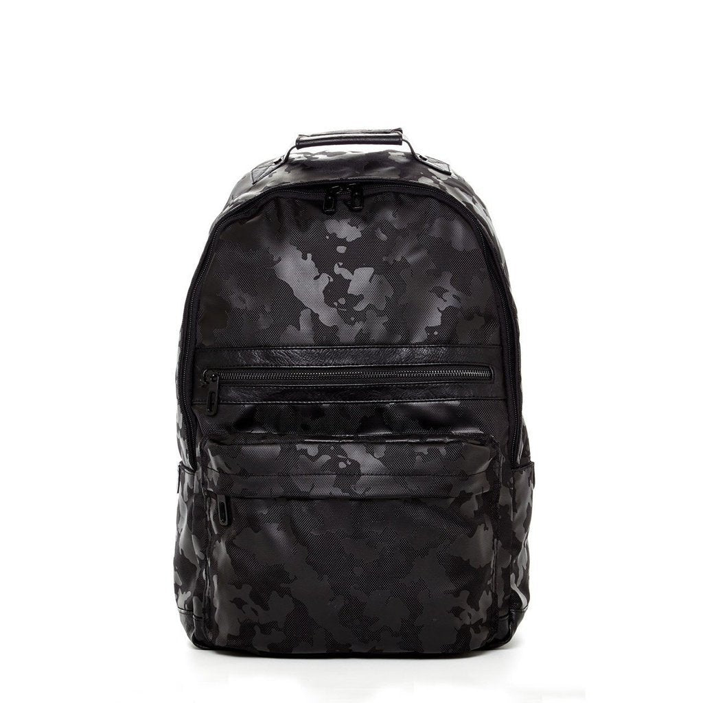 Arlo Camouflage Backpack CoolHatcher at TheArtOfLiving.Earth