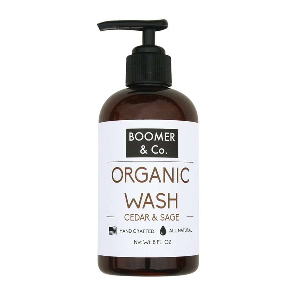 Cedar & Sage Body Wash/Shampoo CoolHatcher at TheArtOfLiving.Earth