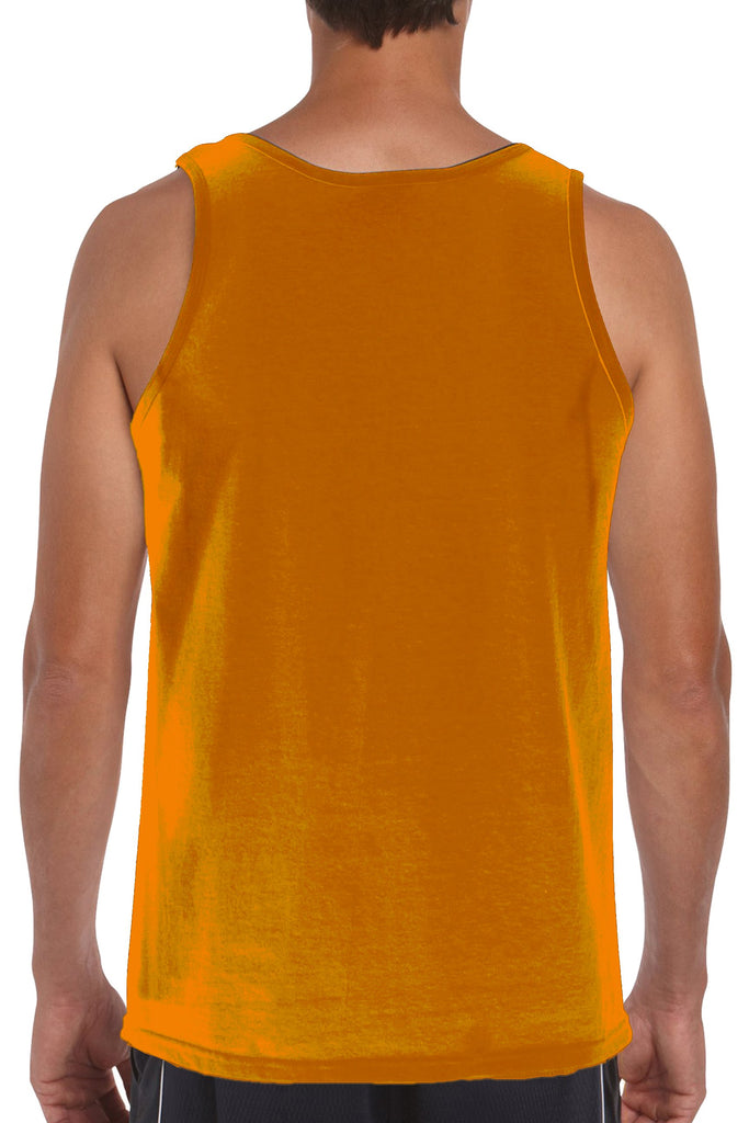 Men's Tank Top Shirt Gay Pride Rainbow Flag CoolHatcher at TheArtOfLiving.Earth