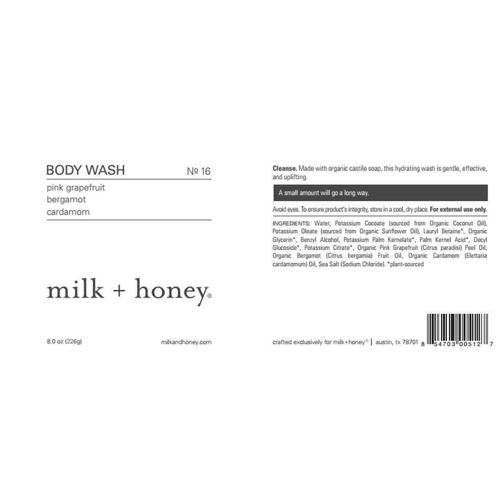 Body Wash, Nº 16 CoolHatcher at TheArtOfLiving.Earth