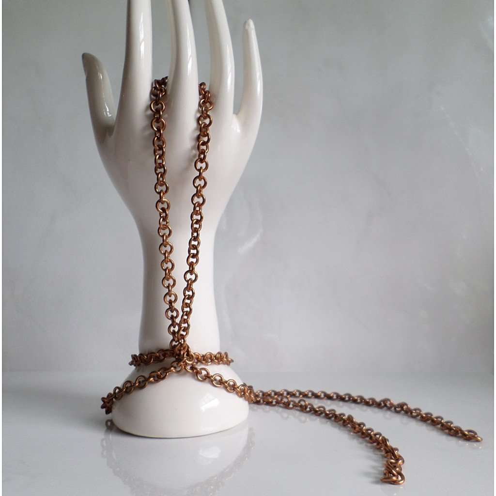 Warrior Princess Hand Chain CoolHatcher at TheArtOfLiving.Earth