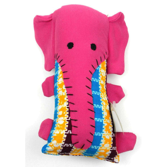 Little Friends Elephant Pink - Dsenyo CoolHatcher at TheArtOfLiving.Earth