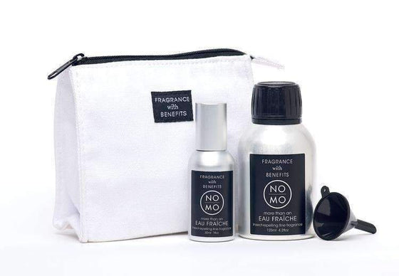 NOMO Eau Fraiche & Refill Set CoolHatcher at TheArtOfLiving.Earth