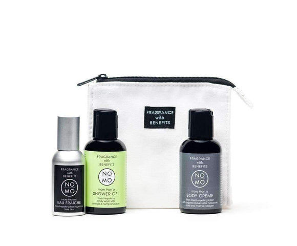NOMO Eau Fraiche Travel Set CoolHatcher at TheArtOfLiving.Earth