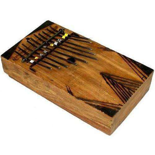 Large Kalimba Thumb Piano - Jedando Handicrafts (I) CoolHatcher at TheArtOfLiving.Earth