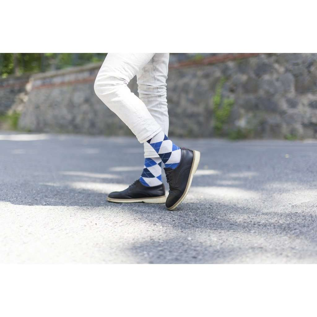 Men's 5-Pair Cool Mix Socks CoolHatcher at TheArtOfLiving.Earth