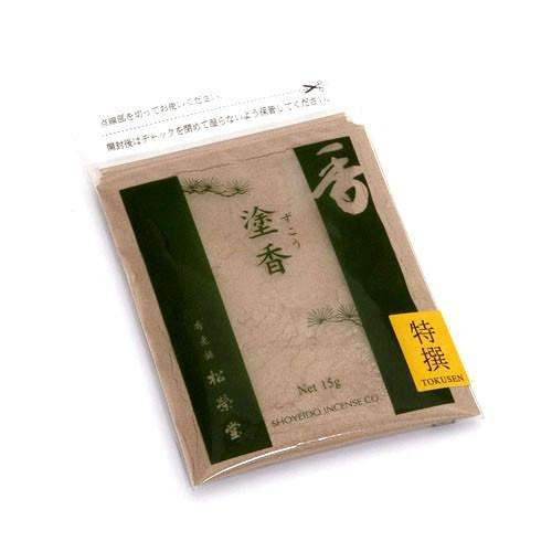Tokusen Incense Body Powder CoolHatcher at TheArtOfLiving.Earth