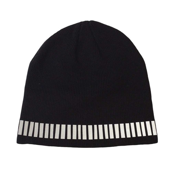 3M reflective stripe watch cap CoolHatcher at TheArtOfLiving.Earth