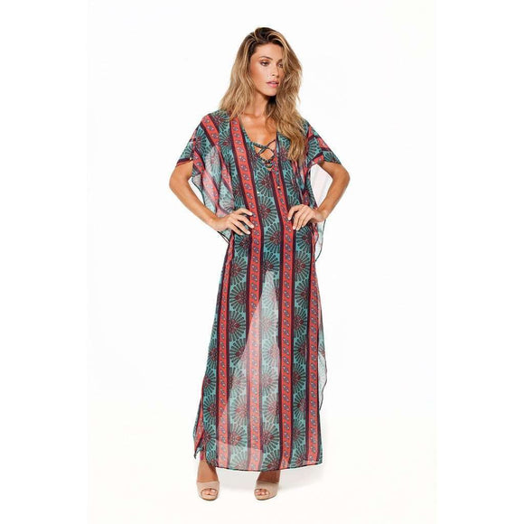 Soul Gypsy Kaftan CoolHatcher at TheArtOfLiving.Earth