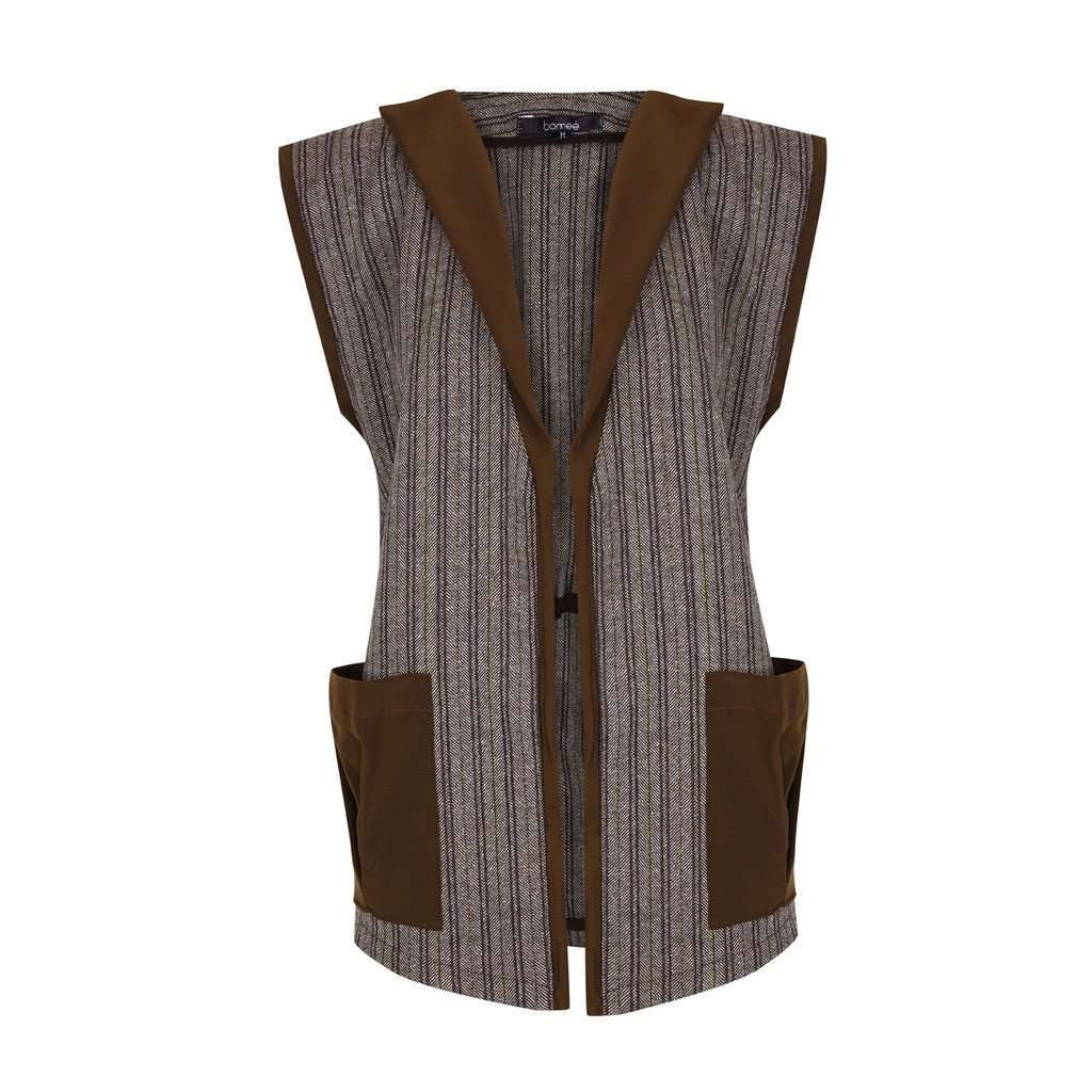 CASTAÑO VEST CoolHatcher at TheArtOfLiving.Earth